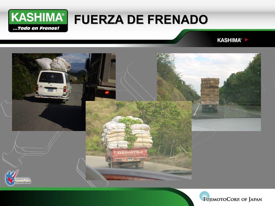 FUERZA DE FRENADO