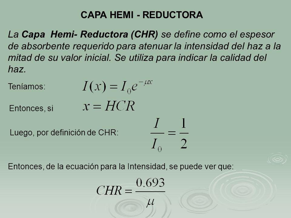 CAPA HEMI - REDUCTORA
