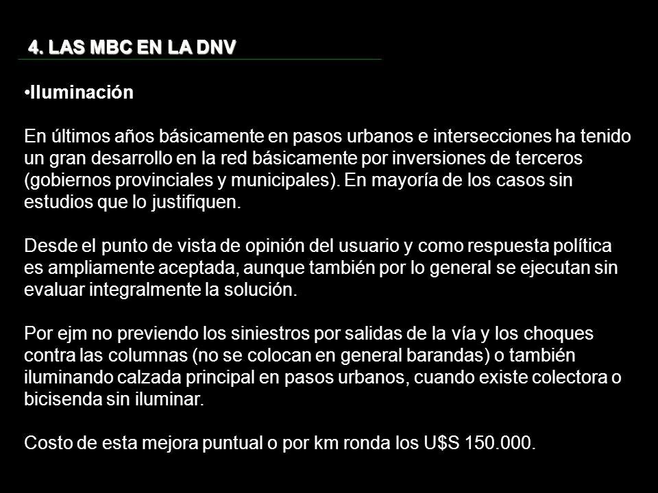 4. LAS MBC EN LA DNV Iluminación.
