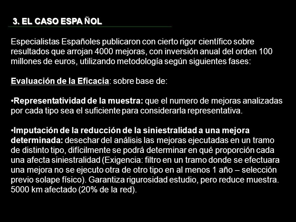 3. EL CASO ESPA ÑOL