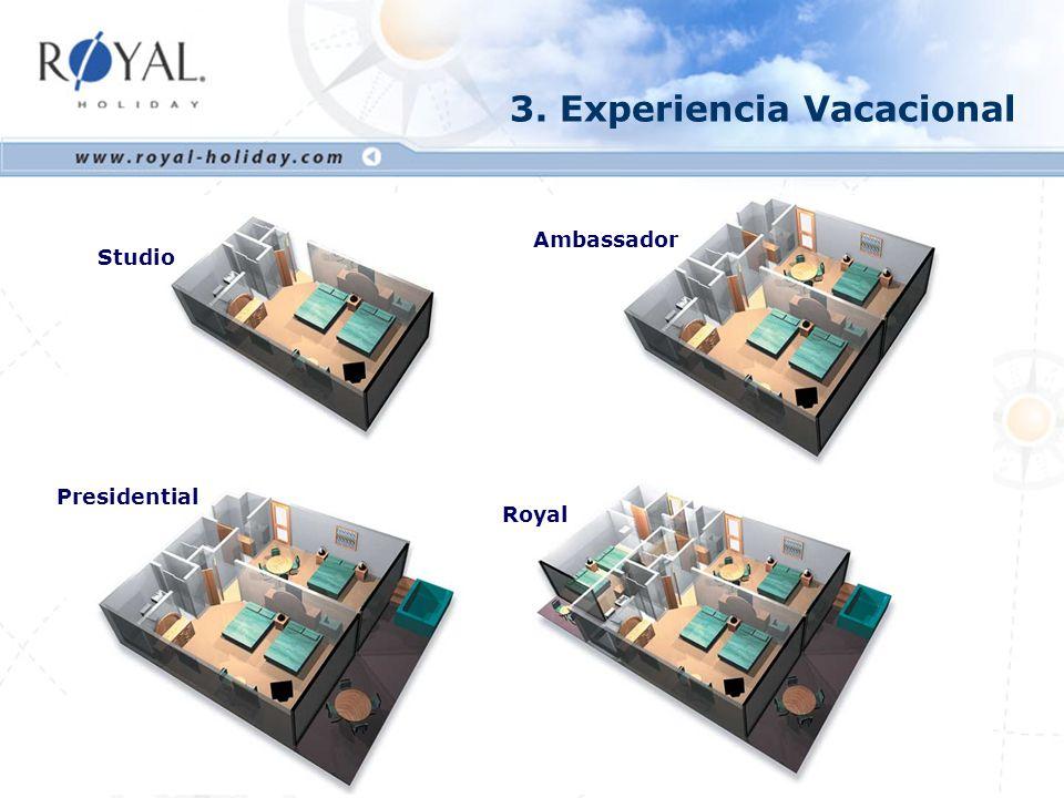 3. Experiencia Vacacional