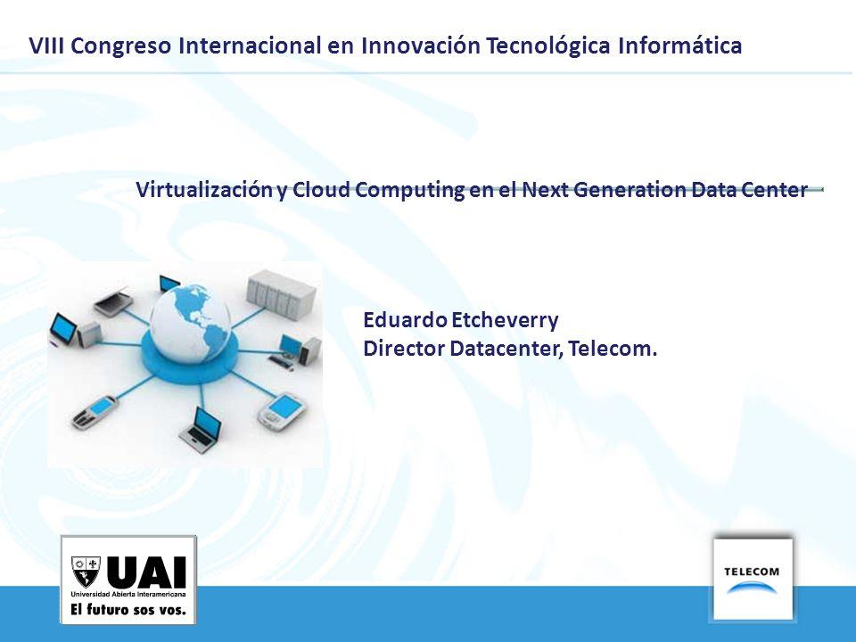 VIII Congreso Internacional en Innovación Tecnológica Informática