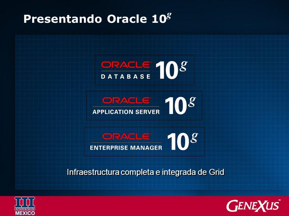 Infraestructura completa e integrada de Grid