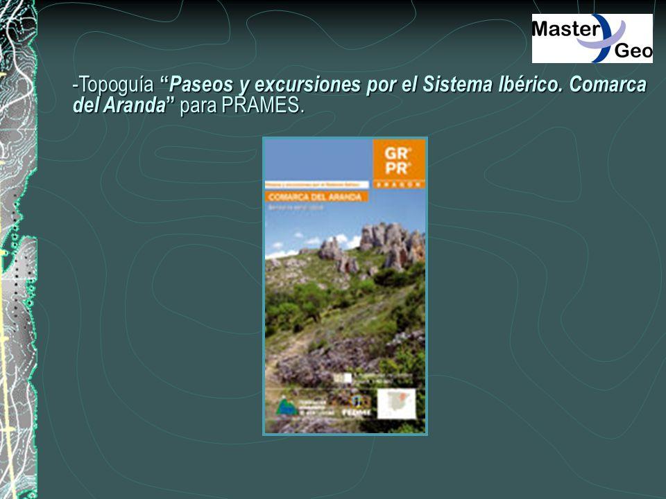 -Topoguía Paseos y excursiones por el Sistema Ibérico