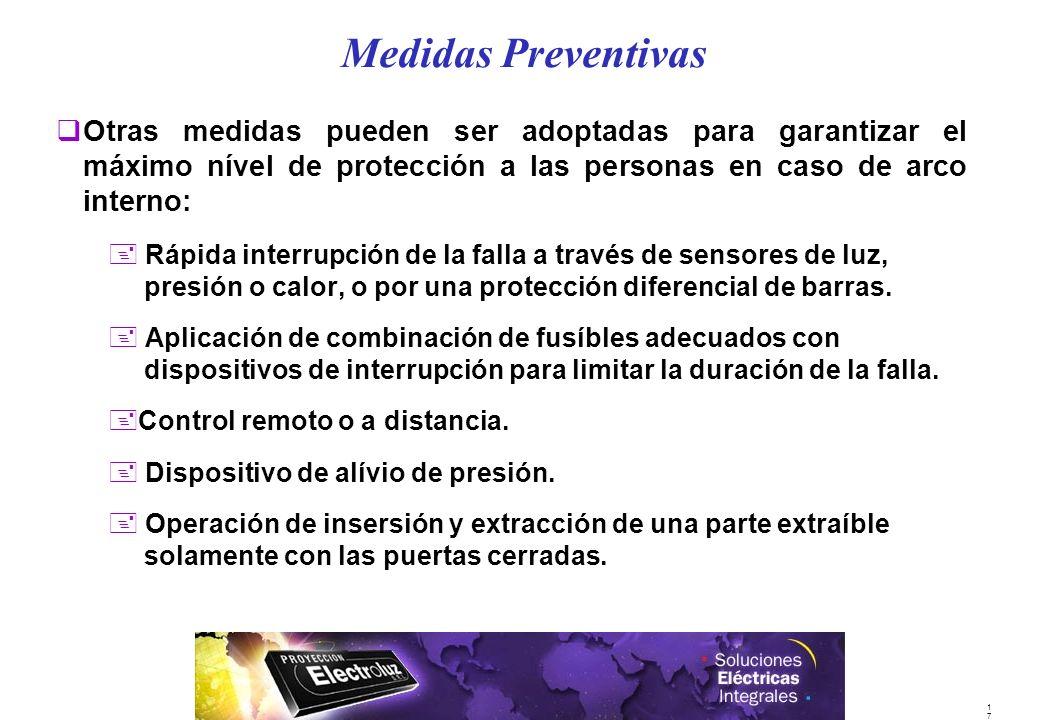 29/03/2017 Medidas Preventivas.