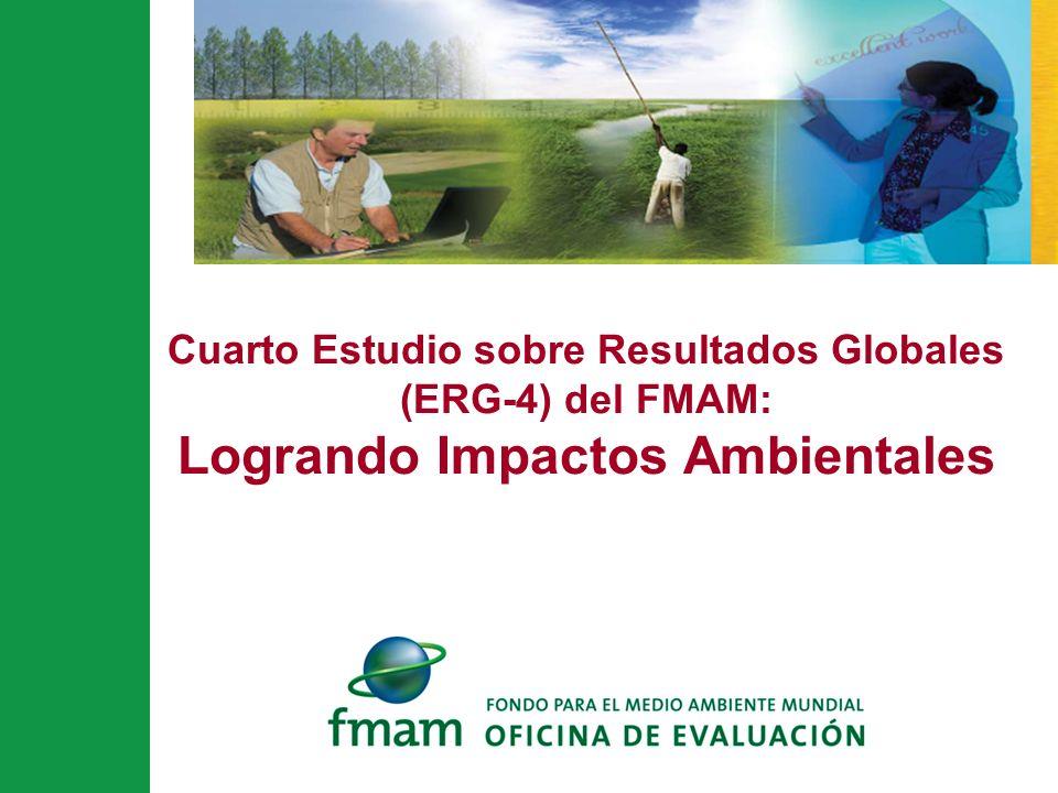 Cuarto Estudio sobre Resultados Globales (ERG-4) del FMAM: Logrando Impactos Ambientales