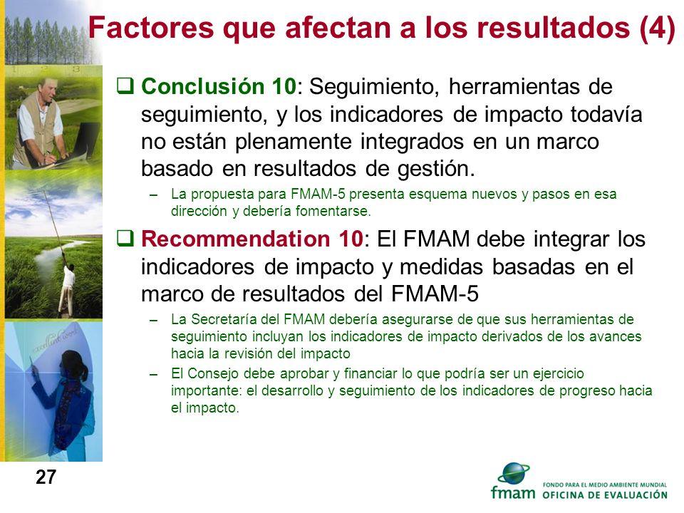Factores que afectan a los resultados (4)