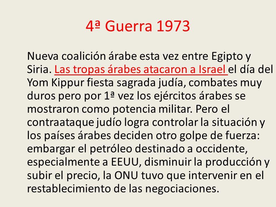 4ª Guerra 1973