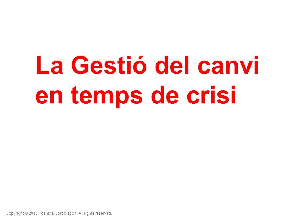 La Gestió del canvi en temps de crisi