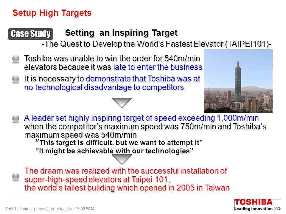 -The Quest to Develop the World's Fastest Elevator (TAIPEI101)-