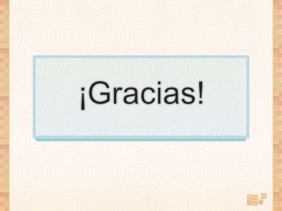 ¡Gracias!