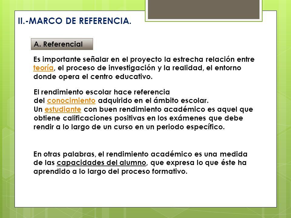 II.-MARCO DE REFERENCIA.
