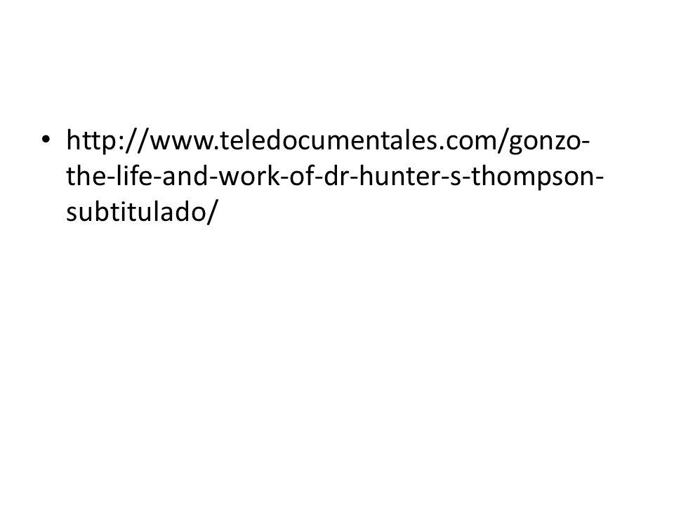 http://www. teledocumentales