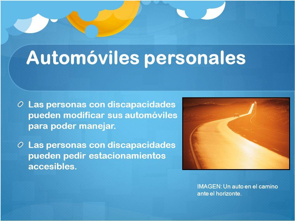 Automóviles personales