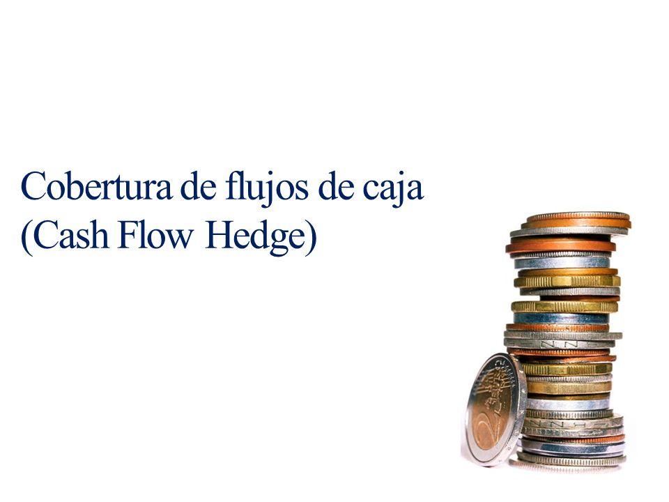 Cobertura de flujos de caja (Cash Flow Hedge)