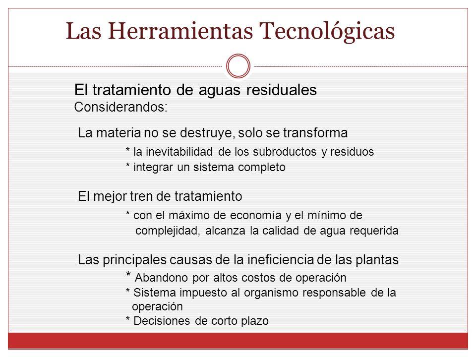 Las Herramientas Tecnológicas