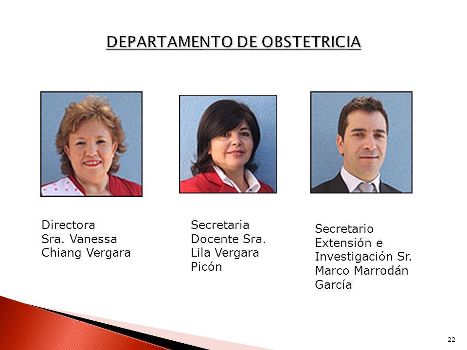 DEPARTAMENTO DE OBSTETRICIA