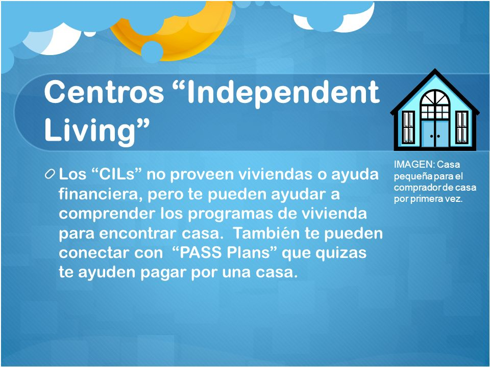 Centros Independent Living