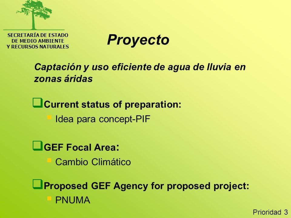 Captación y uso eficiente de agua de lluvia en zonas áridas