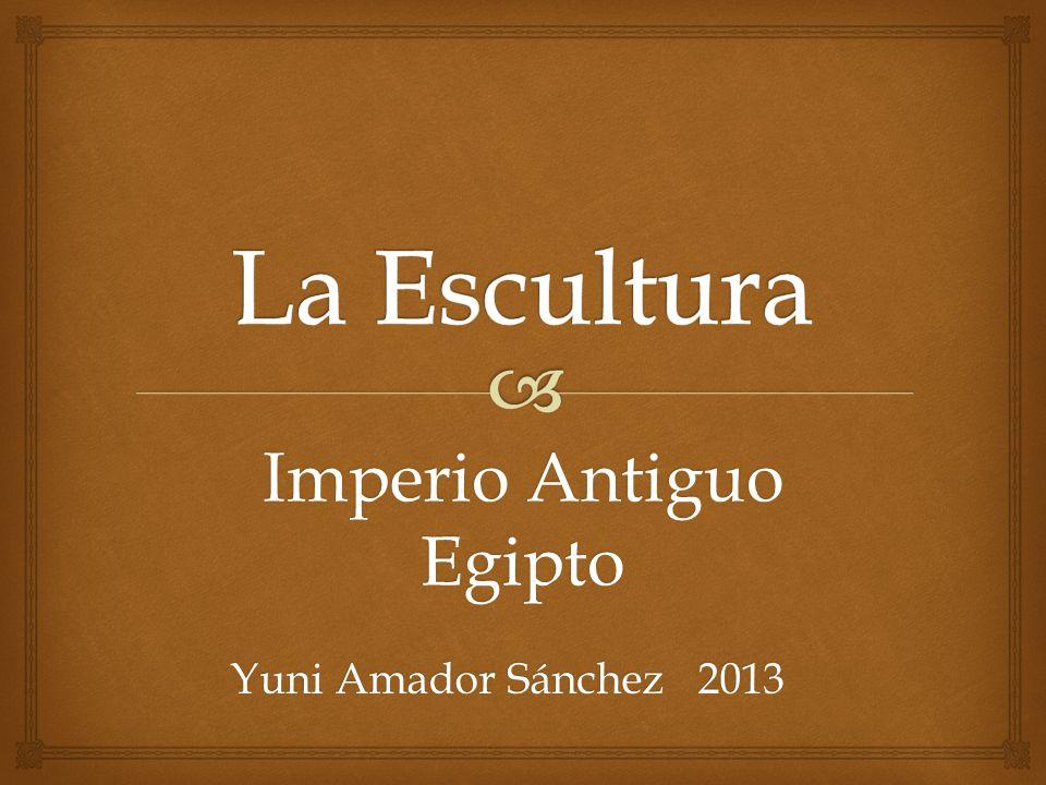 Imperio Antiguo Egipto
