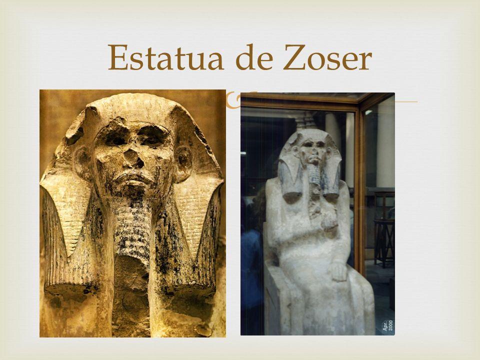 Estatua de Zoser