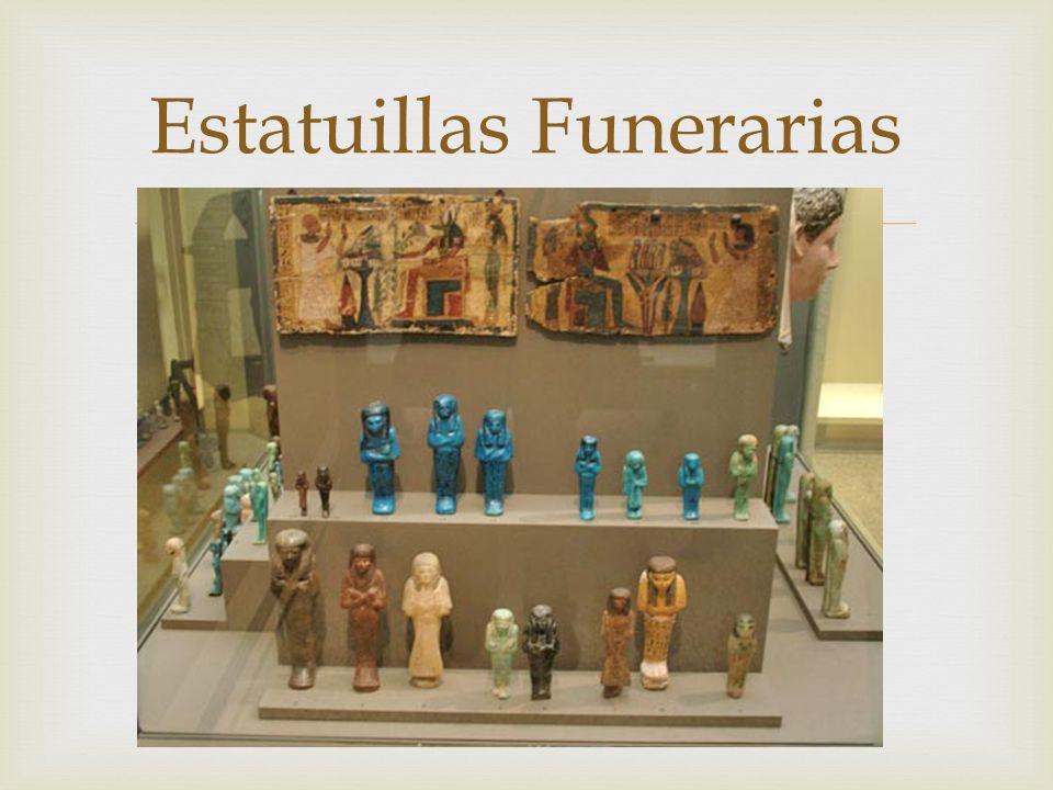 Estatuillas Funerarias