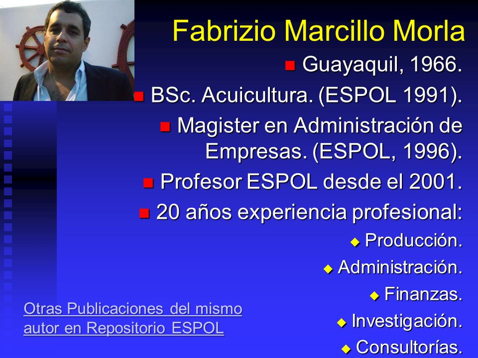 Fabrizio Marcillo Morla
