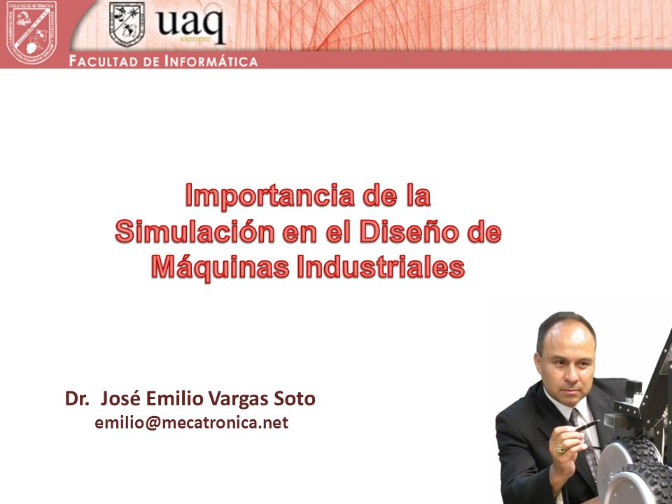 Importancia de la Simulación en el Diseño de Máquinas Industriales
