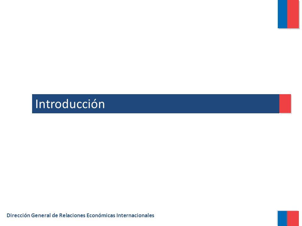 Introducción Dirección General de Relaciones Económicas Internacionales