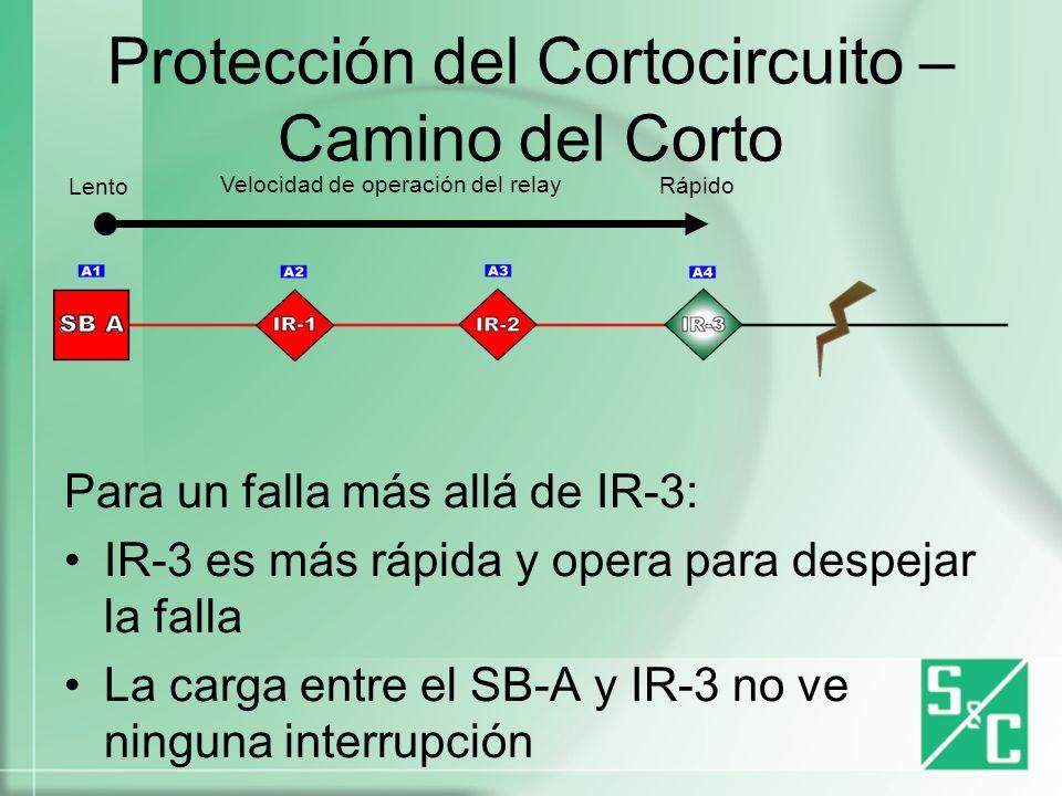 Protección del Cortocircuito – Camino del Corto