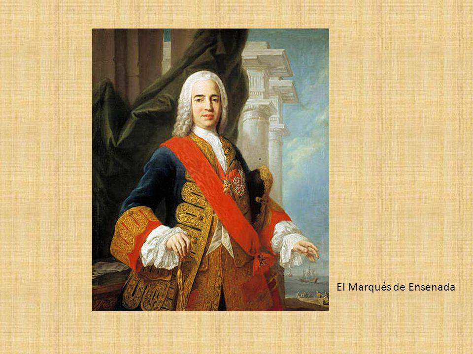 El Marqués de Ensenada