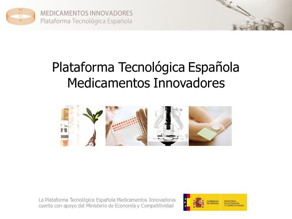 Plataforma Tecnológica Española Medicamentos Innovadores