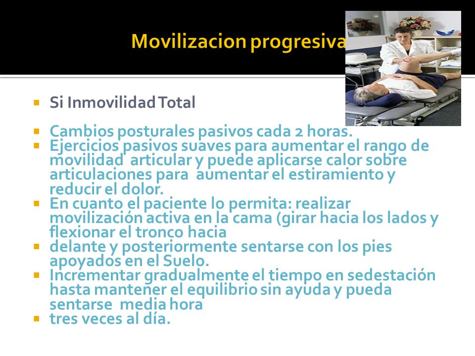 Movilizacion progresiva
