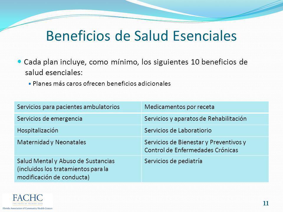 Beneficios de Salud Esenciales