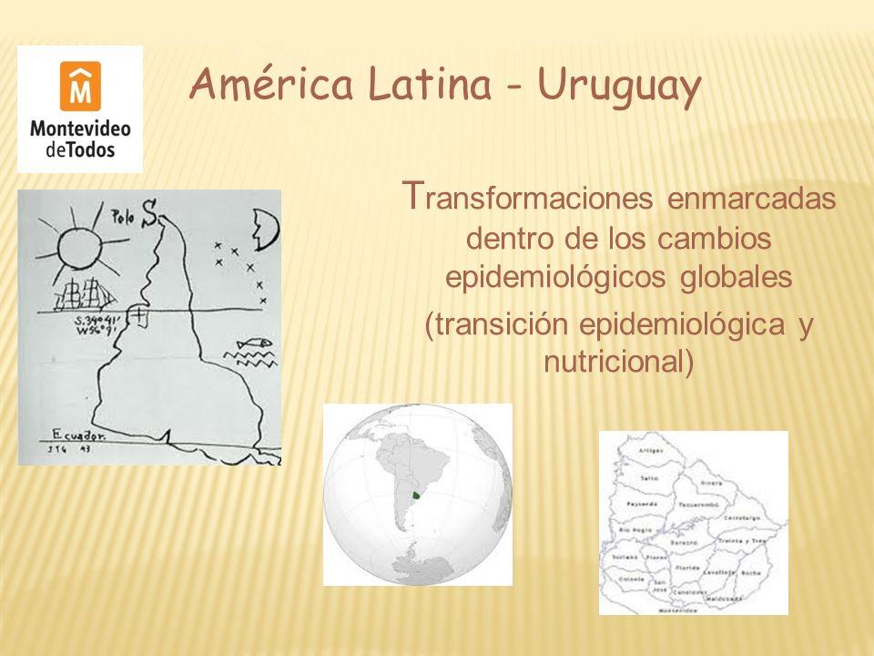 América Latina - Uruguay