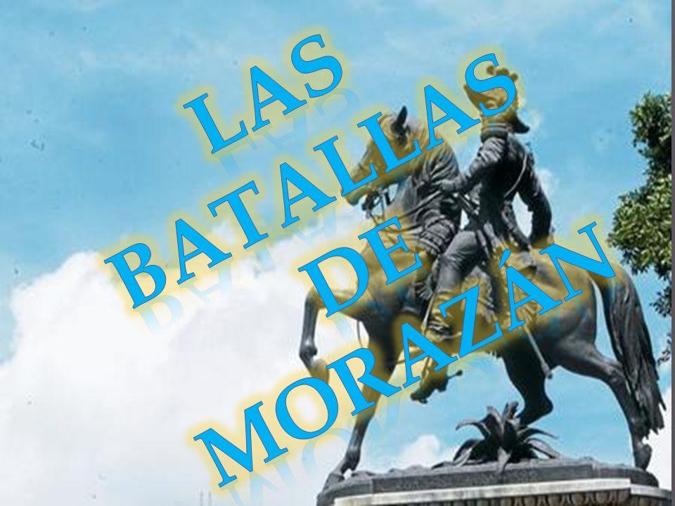LAS BATALLAS DE MORAZÁN