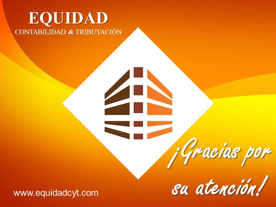 CONTABILIDAD & TRIBUTACIÓN
