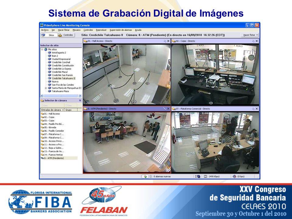 Sistema de Grabación Digital de Imágenes