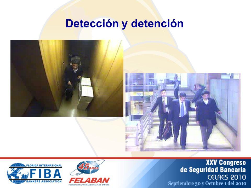 Detección y detención