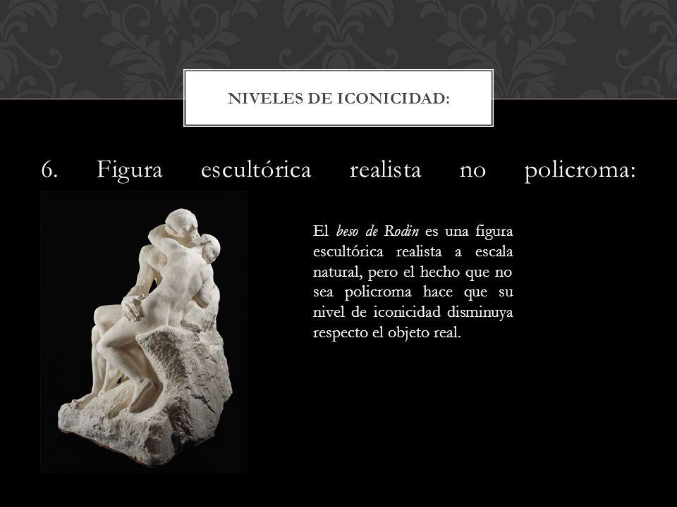 Niveles de iconicidad: