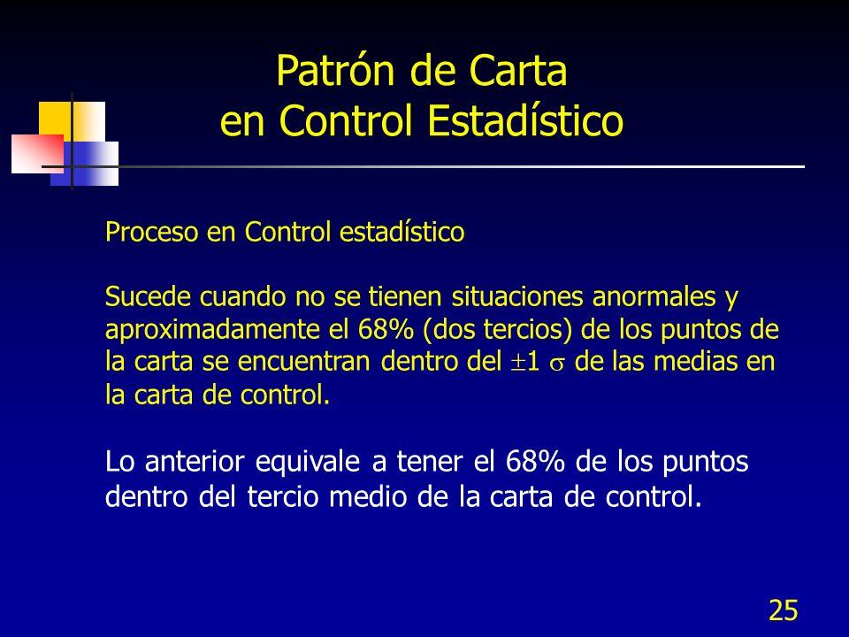 en Control Estadístico