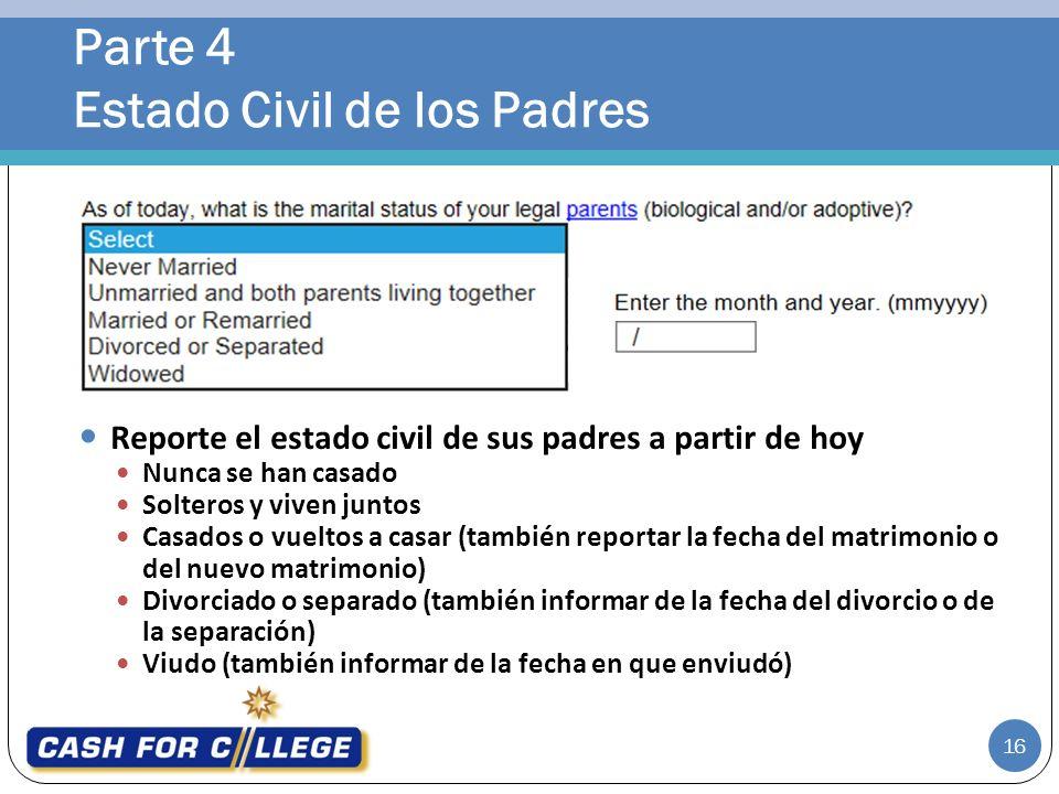 Parte 4 Estado Civil de los Padres