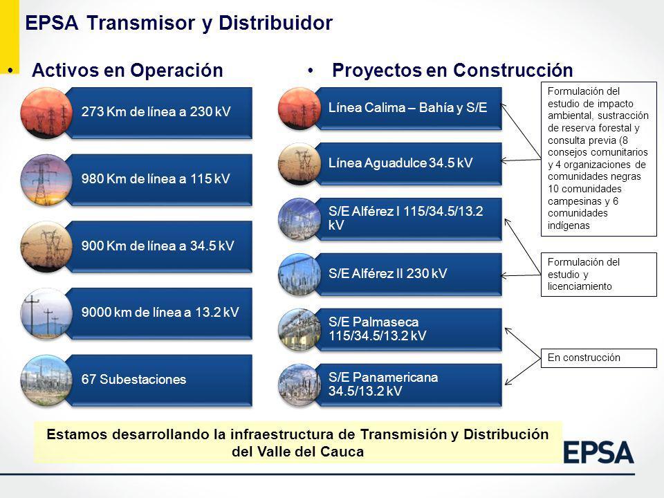 EPSA Transmisor y Distribuidor