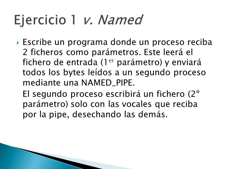 Ejercicio 1 v. Named