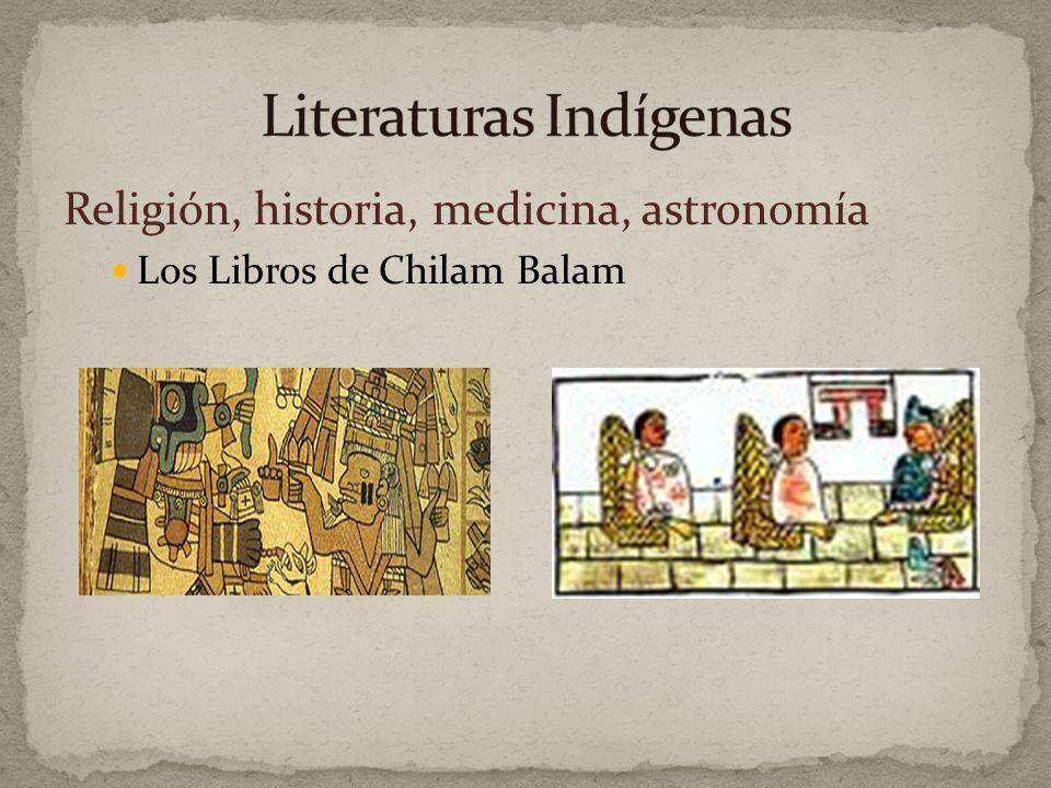 Literaturas Indígenas