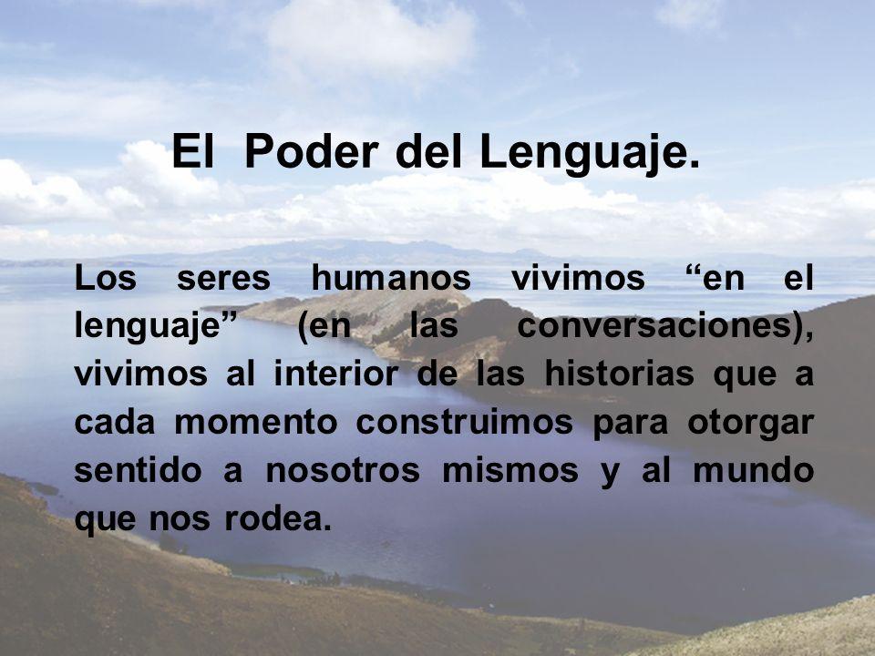 El Poder del Lenguaje.
