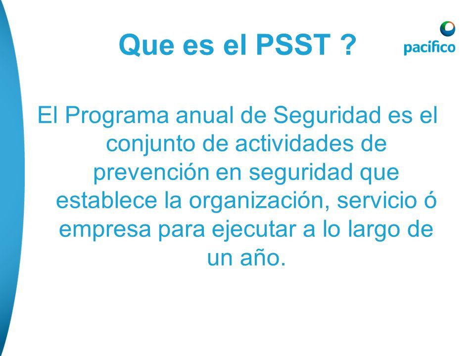 Que es el PSST