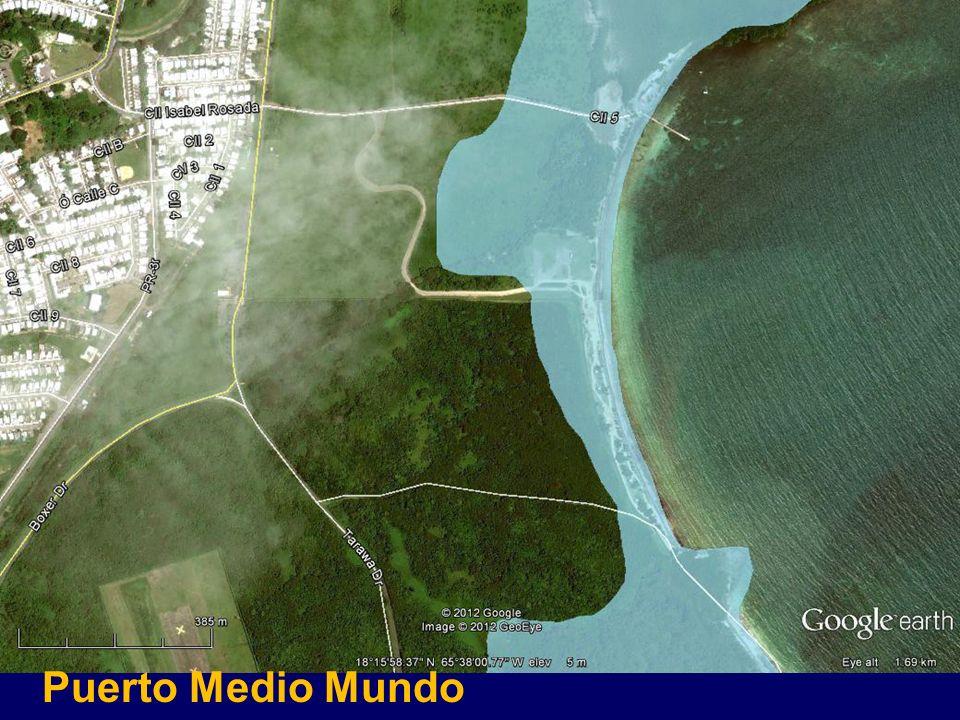 Puerto Medio Mundo