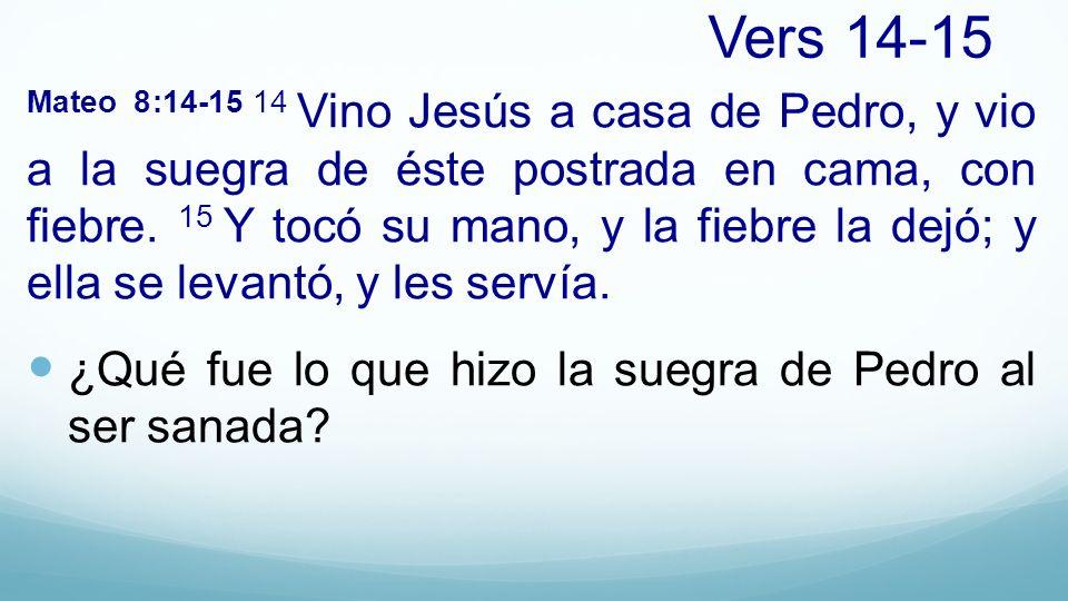 Vers 14-15
