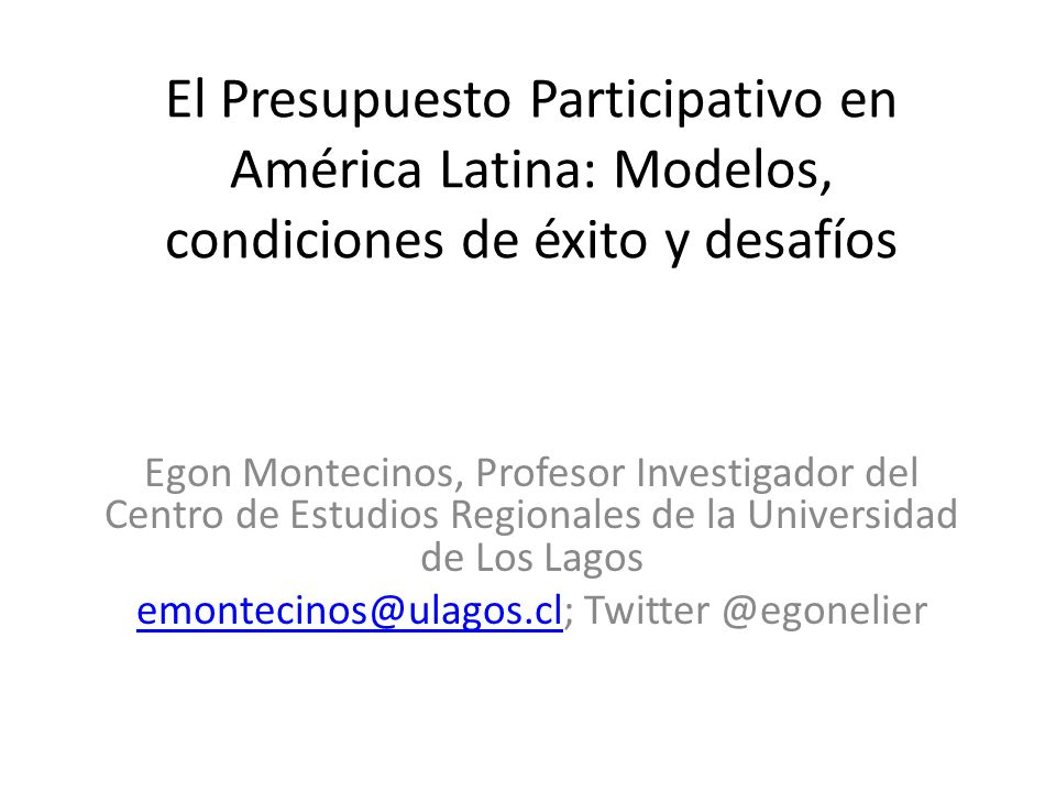 emontecinos@ulagos.cl; Twitter @egonelier